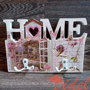 Ключница «Home»
