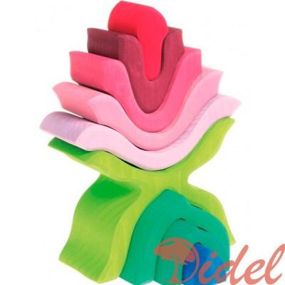 Пирамидка «Цветочек»