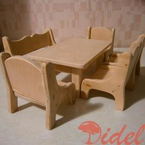 Набор мебели «Застолье»