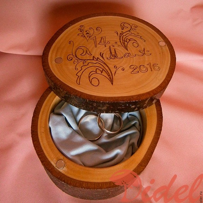 Подарки на деревянную свадьбу из фото 16