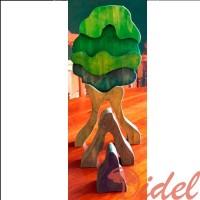 Пирамидка «Дерево»