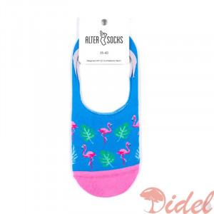 Носки-следки Фламинго