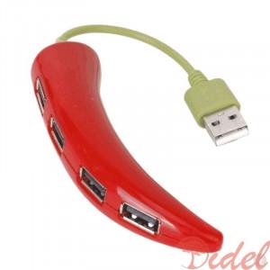 USB HUB Перчик
