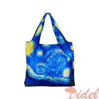 Складная сумка-шоппер Звездная ночь