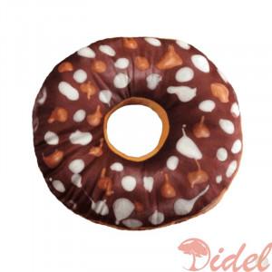 3D подушка Пончик Шоколадный