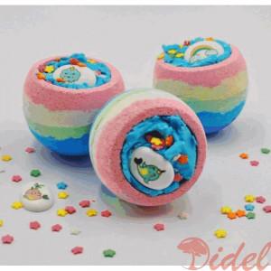 Бомбочка для ванны Rainbow