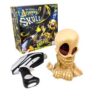 Интерактивная игрушка Johnny the Skull