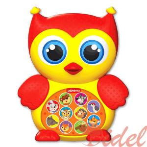 Интерактивная игрушка Азбукварик