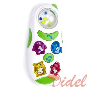 Интерактивная игрушка ToysLab (Bebelino)