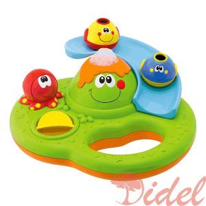 Детские игрушки для ванной CHICCO TOYS
